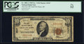National Bank Notes, Sault Ste Marie, MI - $10 1929 Ty. 1 The First NB Ch. # 3547. ...