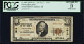 National Bank Notes, Saginaw, MI - $10 1929 Ty. 1 Second NB & TC Ch. # 1918. ...