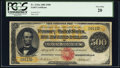 Large Size:Gold Certificates, Fr. 1216a $500 1882 Gold Certificate PCGS Very Fine 20.. ...