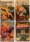 Pulps:Detective, Assorted Detective and Adventure Pulps Group of 29 (Various,1910s-40s) Condition: Average FR.... (Total: 29 Items)