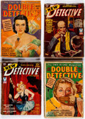 Pulps:Detective, Assorted Detective Pulps Group of 18 (Various, 1937-52) Condition: Average GD.... (Total: 18 Comic Books)