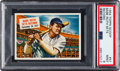 """Baseball Cards:Singles (1950-1959), 1954 Topps Scoop #41 """"Babe Ruth Sets Record"""" #41 PSA Mint 9 - PopOne, None Higher. ..."""
