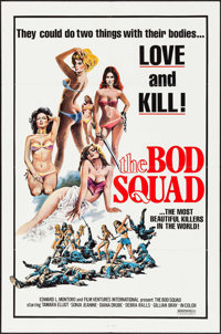 """The Bod Squad & Other Lot (Film Ventures International, 1974). One Sheets (2) (27"""" X 41""""). Exploitation..."""