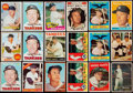 Baseball Cards:Lots, 1957-69 Topps Mickey Mantle Collection (18).. ...