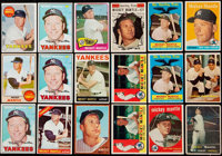 1957-69 Topps Mickey Mantle Collection (18)