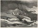 Thomas Hart Benton (American, 1889-1975) After the Blow, 1946 Lithograph on paper 10-1/8 x 14 inches (25.7 x 35.6 cm)
