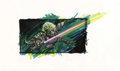 Original Comic Art:Miscellaneous, Star Wars - Yoda Sketch Original Art (undated)....