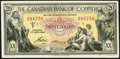 Canadian Currency, Toronto, ON- Canadian Bank of Commerce $20 Jan. 2, 1935 Ch. #75-18-10. ...