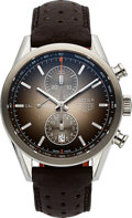Timepieces:Wristwatch, Tag Heuer Mercedes Benz 300 SLR Automatic Chronograph. ...