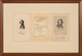 Autographs:Authors, Charles Dickens Autograph Letter Signed to Artist GeorgeCruikshank....