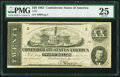 Confederate Notes:1862 Issues, T51 $20 1862 PF-9 Cr. 368.. ...
