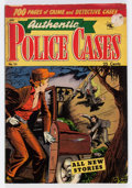 Golden Age (1938-1955):Crime, Authentic Police Cases #28 (St. John, 1953) Condition: VG....