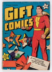 Gift Comics #4 (Fawcett Publications, 1949) Condition: FN