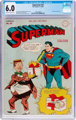 Superman #37 (DC, 1945) CGC FN 6.0 Off-white to white pages
