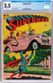 Superman #19 (DC, 1942) CGC VG- 3.5 Off-white pages