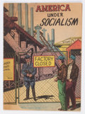 Golden Age (1938-1955):Non-Fiction, America Under Socialism #nn (National Research Bureau, 1950)Condition: VG+....
