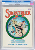 Magazines:Science-Fiction, Marvel Graphic Novel #13 Starstruck (Marvel, 1984) CGC NM/MT 9.8White pages....