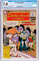 Detective Comics #262 (DC, 1958) CGC FN/VF 7.0 Off-white to white pages