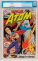 Showcase #35 The Atom (DC, 1961) CGC FN 6.0 Cream to off-white pages