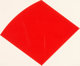 Ellsworth Kelly (1923-2015) Red Curve, 1997 Lithograph in red on Rives BFK paper 16 x 19-1/2 inches (40.6 x 49.5 cm)