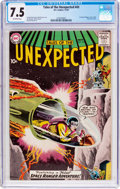 Silver Age (1956-1969):Science Fiction, Tales of the Unexpected #43 (DC, 1959) CGC VF- 7.5 Off-whitepages....