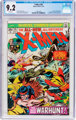 X-Men #95 (Marvel, 1975) CGC NM- 9.2 White pages