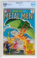 Showcase #37 The Metal Men (DC, 1962) CBCS VG/FN 5.0 White pages