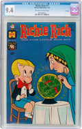 Silver Age (1956-1969):Humor, Richie Rich #77 File Copy (Harvey, 1969) CGC NM 9.4 Off-white to white pages. ...