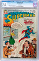 Superman #93 (DC, 1954) CGC FN/VF 7.0 White pages