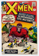 X-Men #4 UK Edition (Marvel, 1964) Condition: VG/FN