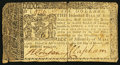 Colonial Notes, Maryland March 1, 1770 $6 Very Good.. ...