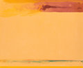 Prints & Multiples, Helen Frankenthaler (1928-2011). Southern Exposure, 2005. Screenprint in colors on wove paper. 30-1/2 x 37-1/8 inches (7...