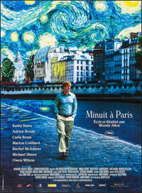 """Midnight in Paris & Other Lot (Sony Pictures Classics, 2011). French Grande (47"""" X 63"""") & Photos (15)..."""