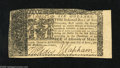 Colonial Notes:Maryland, Maryland April 10, 1774 $6 Extremely Fine-About New. A wonderfulnote for the grade as there are a couple of light folds. T...