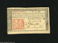 Colonial Notes:New Jersey, New Jersey March 25, 1776 18d Choice About New. This note is bountifully margined on three sides with an adequate left margi...