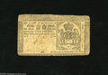 Colonial Notes:New York, New York April 20, 1756 L10 Extremely Fine-About New. Anexceptional example of this early New York issue that has boldprin...
