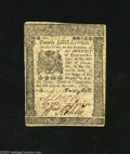 Colonial Notes:Pennsylvania, Pennsylvania December 8, 1775 20s About New. A crisp and freshPennsylvania note that has three bold signatures with decent ...