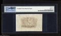 "Fractional Currency:Second Issue, Fr. 1232SP 5c Second Issue Wide Margin Back Specimen PMG Net Choice Uncirculated 64. PMG notes ""verdigris from metal in pape..."