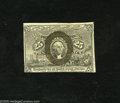 Fractional Currency:Second Issue, Fr. 1284 25c Second Issue New. A very pleasing example of this sleeper variety that is crisp and fully choice but for the ti...