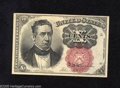 Fractional Currency:Fifth Issue, Fr. 1266 10c Fifth Issue Crisp Uncirculated. This Short KeyMeredith has nice margins and a few pinholes. ...