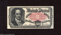 "Fractional Currency:Fifth Issue, Fr. 1380 50c Fifth Issue New. This ""Bob Hope"" note as it isaffectionately known is quite colorful and bright, but does have..."
