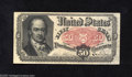 """Fractional Currency:Fifth Issue, Fr. 1381 50c Fifth Issue Very Fine. Just about everybody willacquire a """"Bob Hope"""" note during their collecting life times...."""