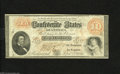Confederate Notes:1861 Issues, T24 $10 1861. This is a nice bright mid-grade example that has sound edges and is free of pinholes. Fine-Very Fine....
