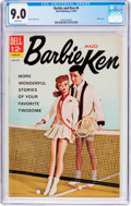 Silver Age (1956-1969):Romance, Barbie and Ken #4 (Dell, 1963) CGC VF/NM 9.0 White pages....