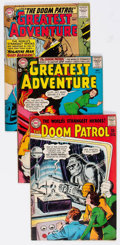 Silver Age (1956-1969):Adventure, My Greatest Adventure #81-85 Plus Group of 6 (DC, 1963-64) Condition: Average VG.... (Total: 6 Comic Books)