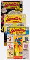 Adventure Comics Group of 9 (DC, 1961-62) Condition: Average VG-.... (Total: 9 Comic Books)