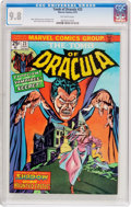 Bronze Age (1970-1979):Horror, Tomb of Dracula #23 (Marvel, 1974) CGC NM/MT 9.8 Off-whitepages....