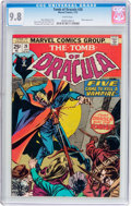 Bronze Age (1970-1979):Horror, Tomb of Dracula #28 (Marvel, 1975) CGC NM/MT 9.8 White pages....