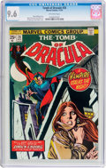 Bronze Age (1970-1979):Horror, Tomb of Dracula #26 (Marvel, 1974) CGC NM+ 9.6 Off-white pages....