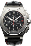 Timepieces:Wristwatch, Audemars Piguet, Ref. 26133 St, Royal Oak Offshore, ShaquilleO'Neal. ...
